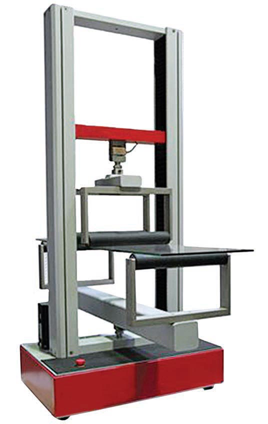 Glass Mechanical Resistance Tester